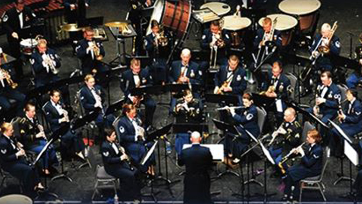 US Air Force Band of the West, Lackland AFB, Texas