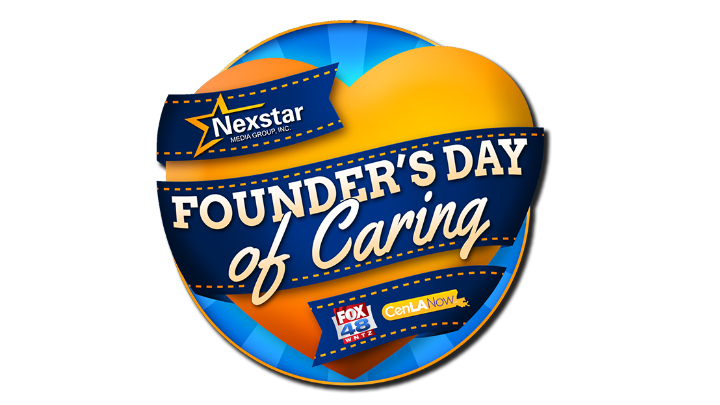 Community Features - Section Logos - WNTZ Nexstar Founder's Day of Caring