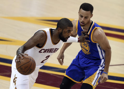 NBA Finals Warriors Cavaliers Basketball_371491-846653543