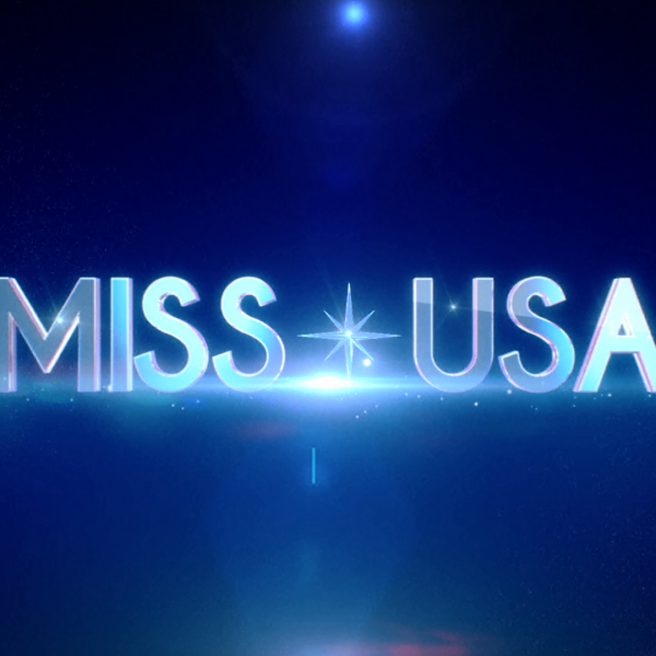 Miss USA - Horizontal Graphic