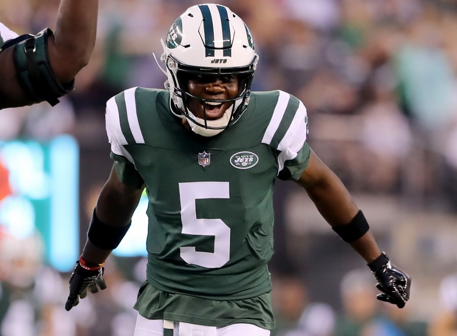 huge selection of 4da45 c6513 REPORTS: Saints to Trade for Jets QB Teddy Bridgewater