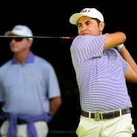 LSU Golf Luis Gagne