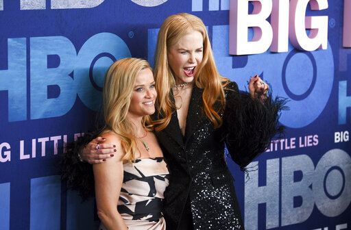Reese Witherspoon, Nicole Kidman