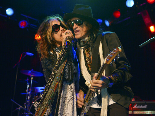 Steven Tyler, Joe Perry