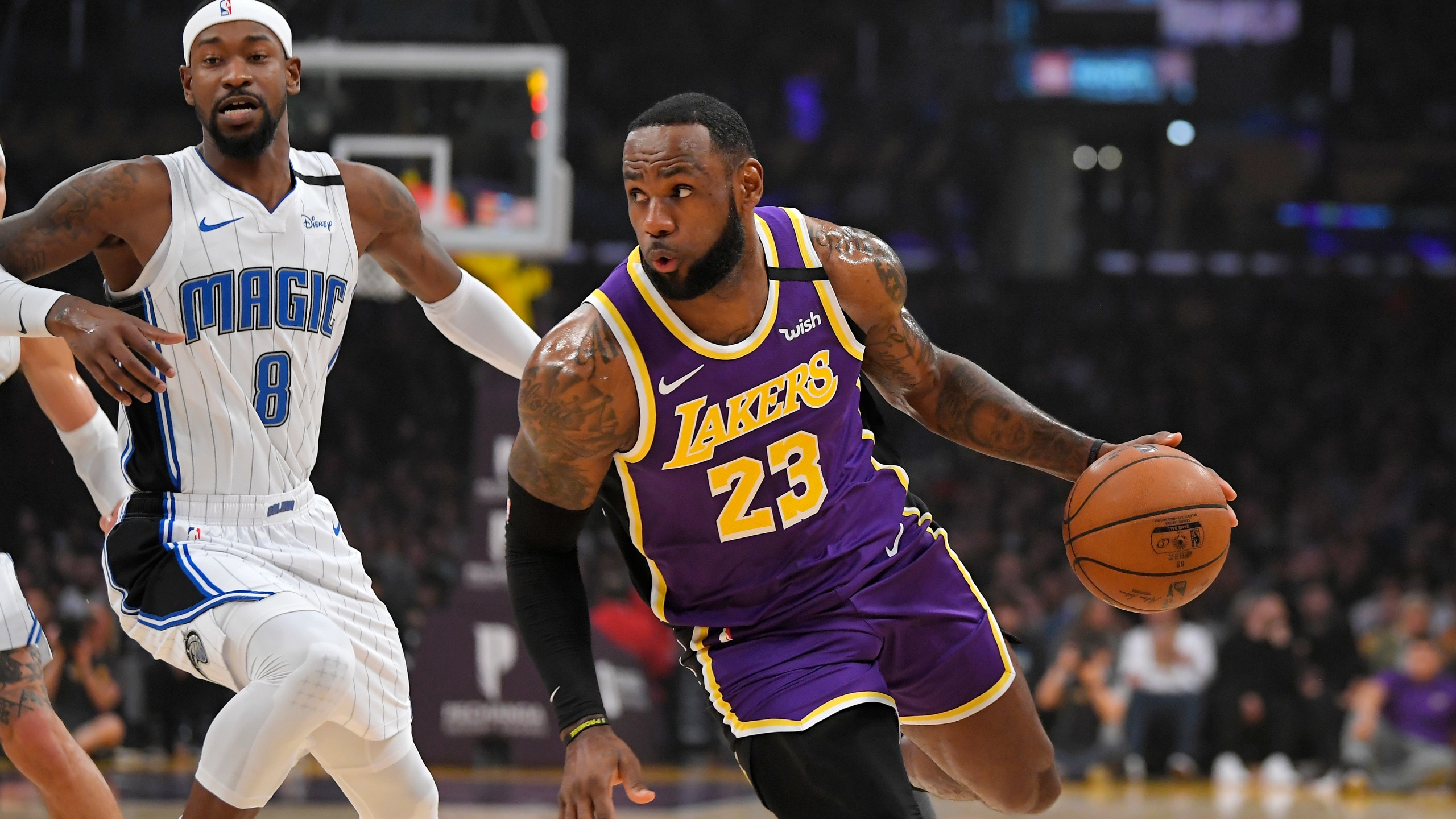 LeBron James, Terrence Ross