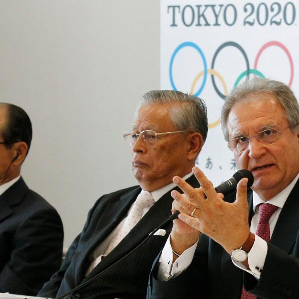 Riccardo Fraccari, Sadaharu Oh, Katsuhiko Kumazaki