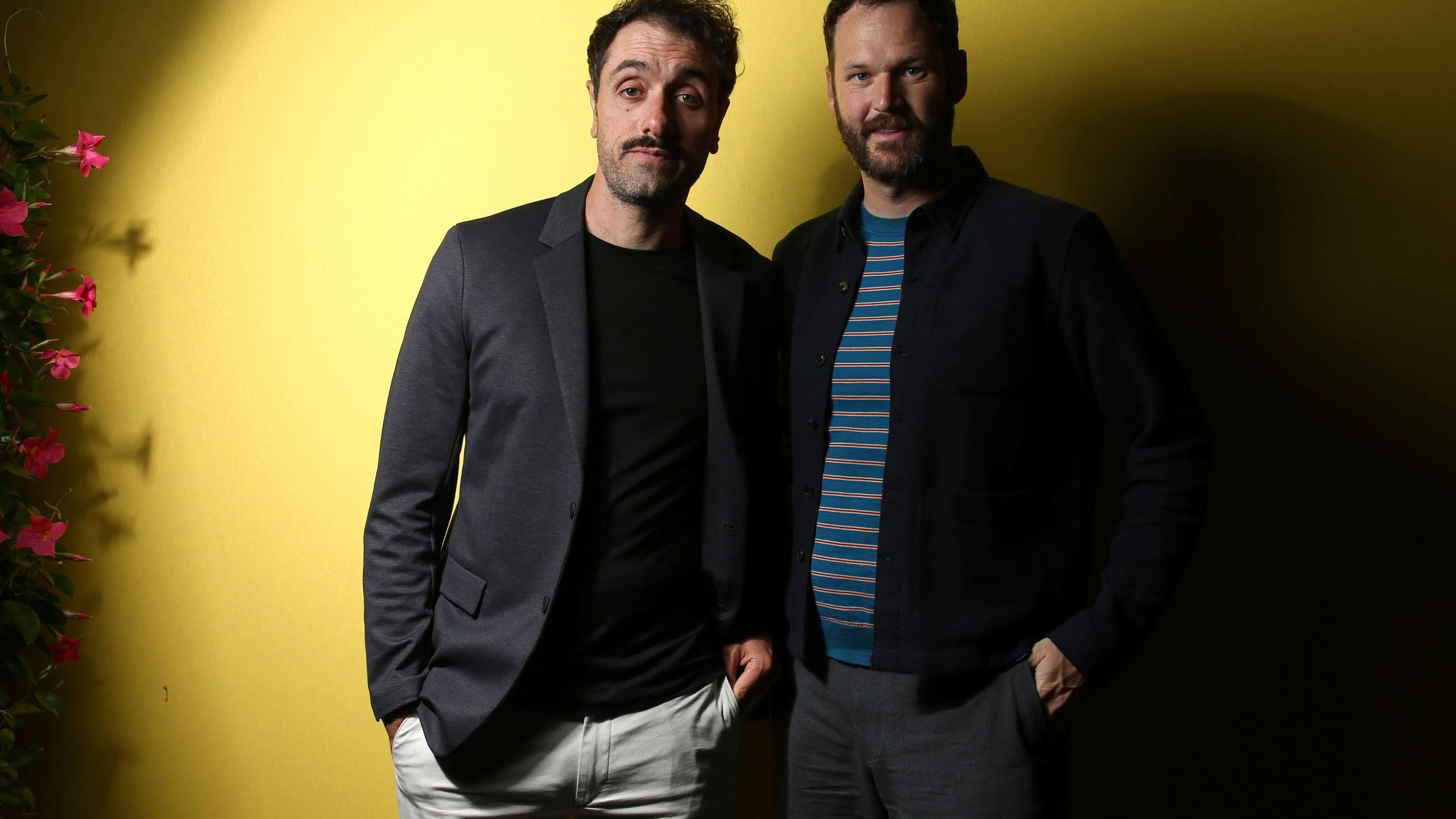 Michael Angelo Covino, Kyle Marvin