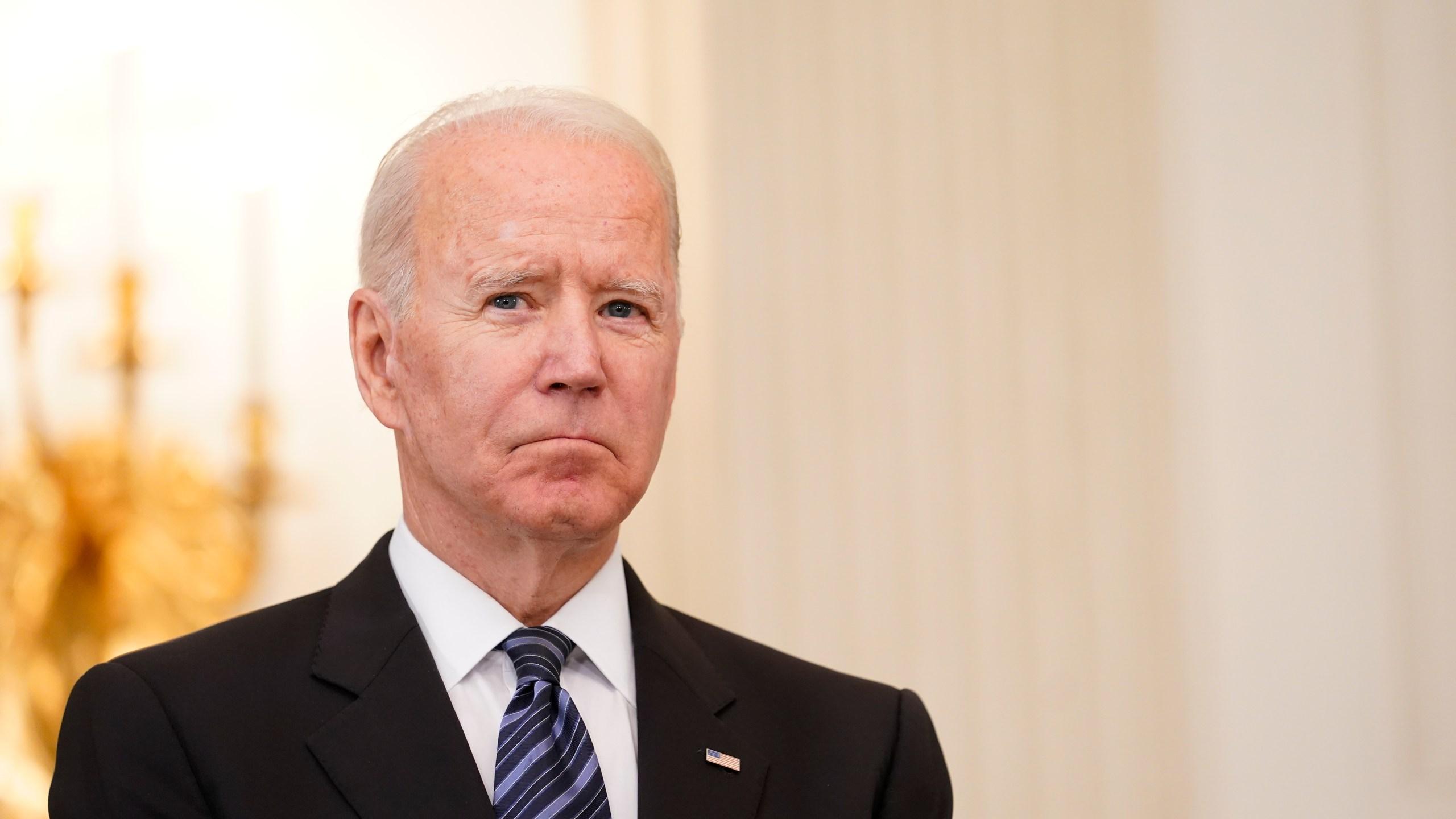 Joe Biden, Merrick Garland