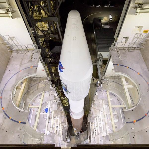 Landsat 9 Prepares for Launch
